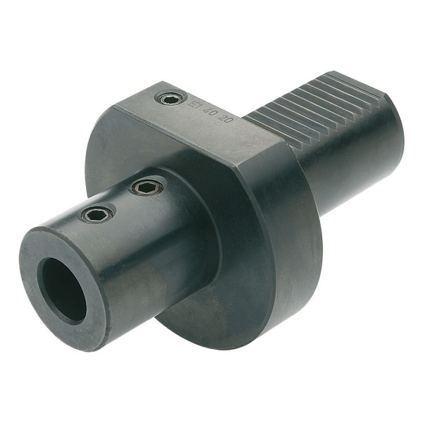 Bohrerhalter für Wendeplattenbohrer E1-50x16