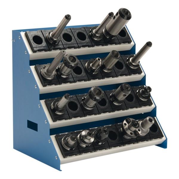 CNC Tischaufsatzgestell - 4 Kassetten