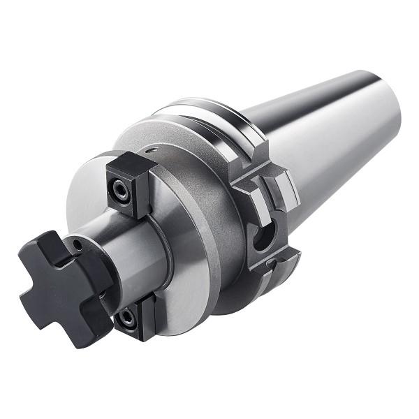 Quernut-Aufsteckdorn SK 40-22-100