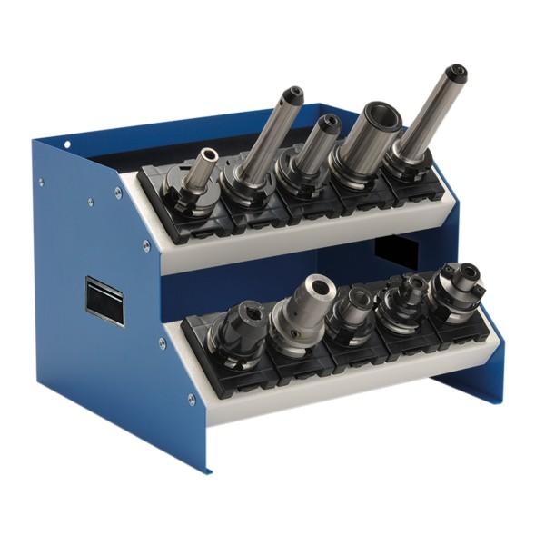 CNC Tischaufsatzgestell - 2 Kassetten