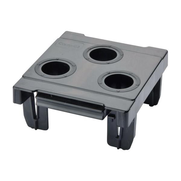 CNC Werkzeugeinsätze für Capto C3