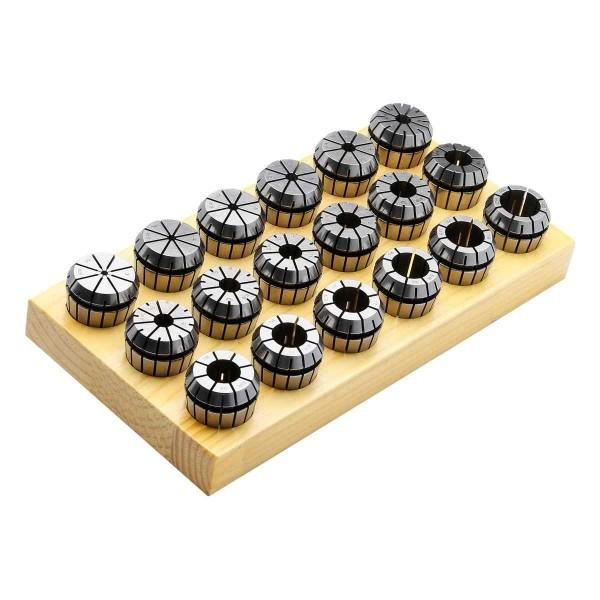 Spannzangensatz | 5 µm |  KPS16 | System KPS